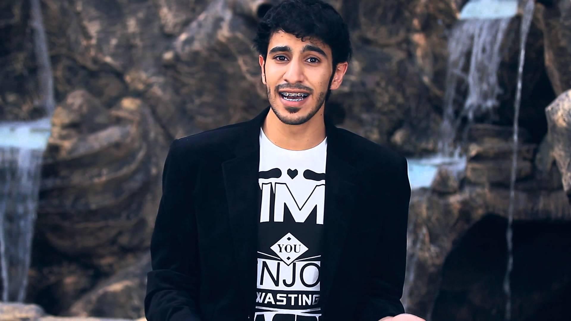 ابتسم | إبراهيم الشايع ♪ | Smile