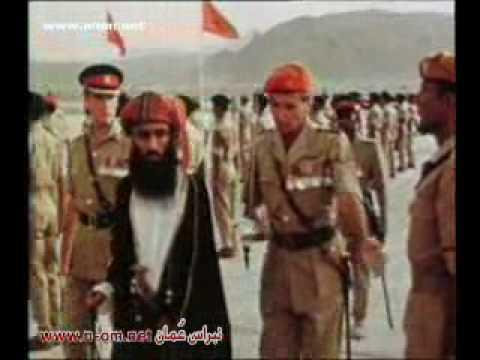 فيديو نادر - وصول السلطان قابوس إلى مسقط في عام 1970