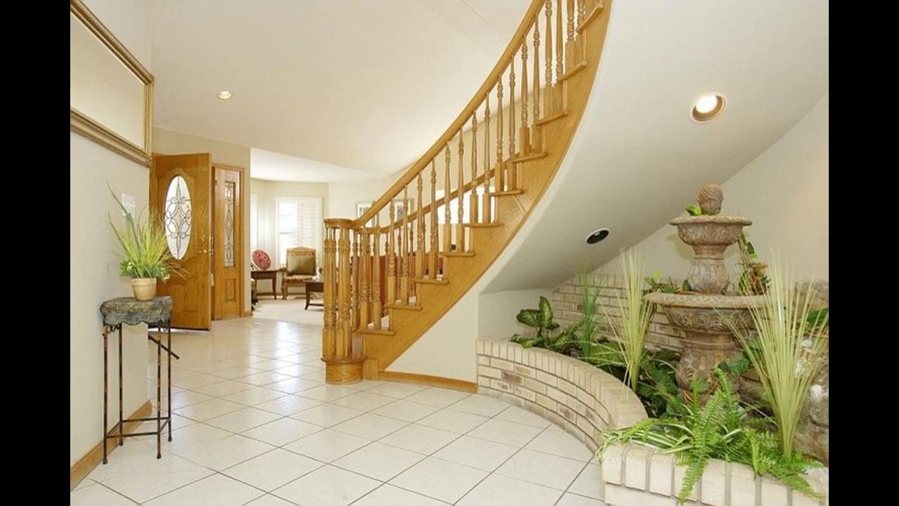 افكار منوعة للاستفادة من المساحة تحت الدرج |    ideas for the space under stairs