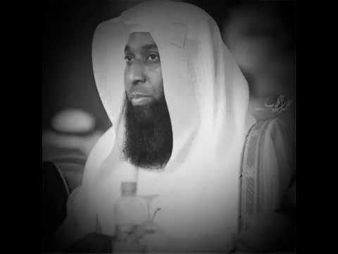 وفاة النبيﷺ وبكاء الشيخ بدر المشاري