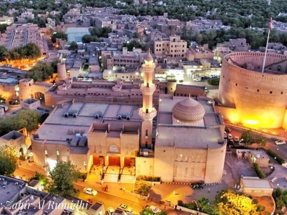 جامع السوق في  نزوى