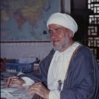 والي مطرح إسماعيل خليل الرصاصي عام 1969م
