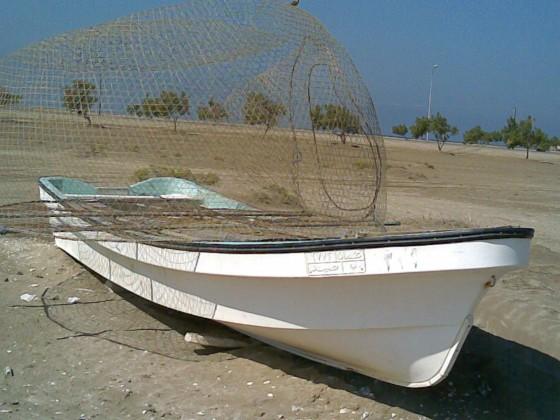 قارب صيد