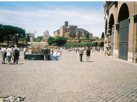 روما والكوليسيوم