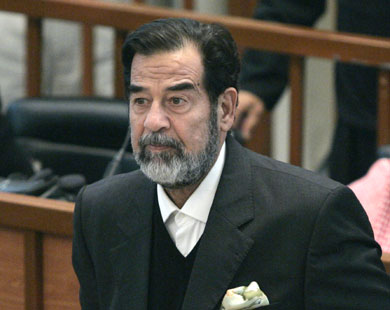 اسد العروبه(الشهيد صدام حسين)