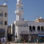 مسجد الشيخ العلامة حمد بن سعود بن عبدالله بن علي الخنجري - بمدينة مطرح - حي