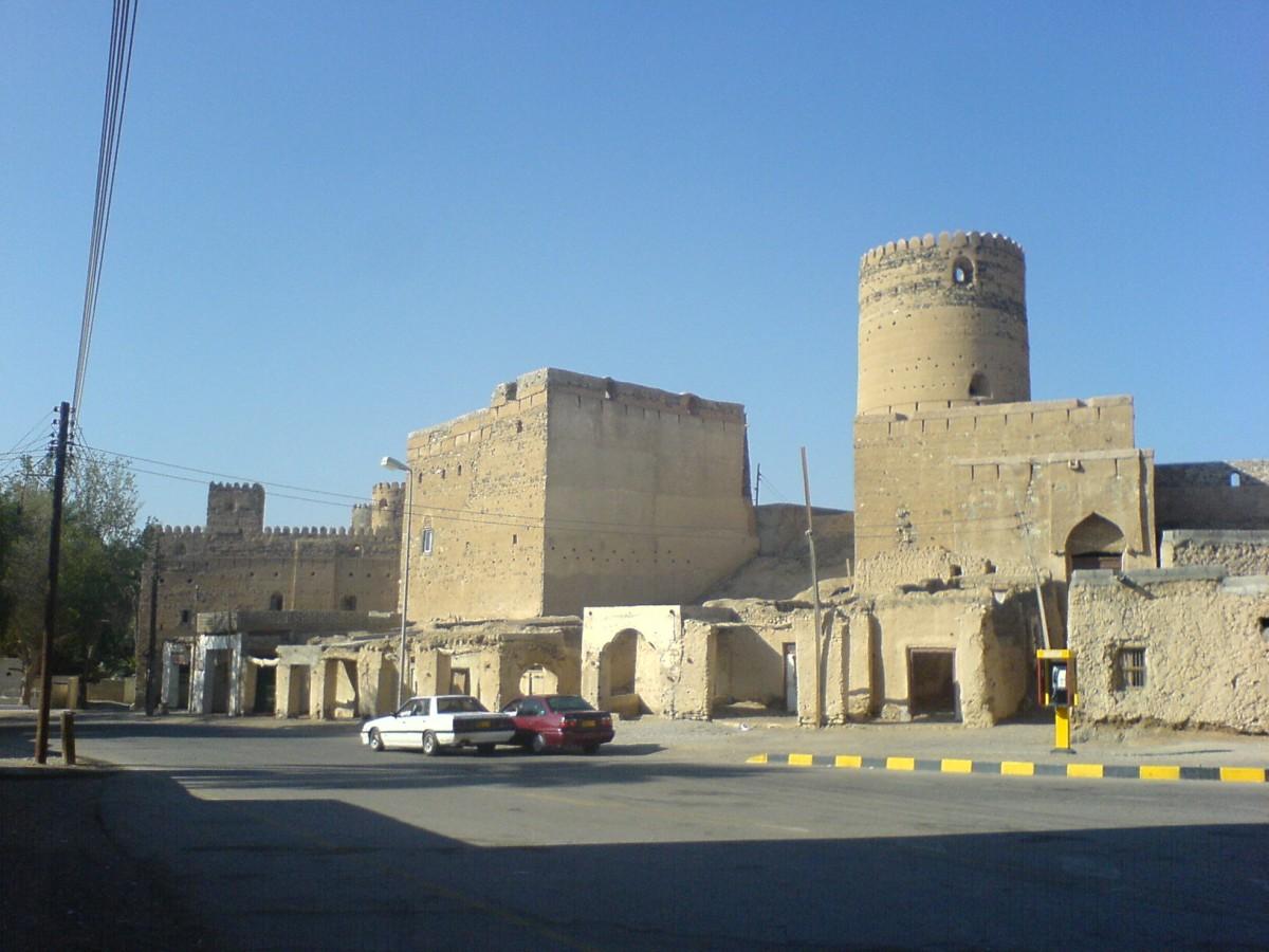 قلعة الخناجرة - القابل