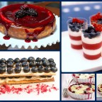 4th desserts fancy collage