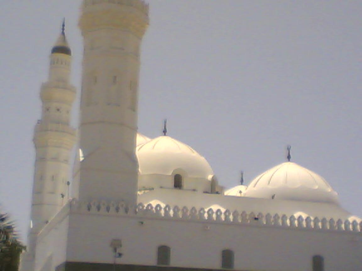 مسجد قباء .......2006
