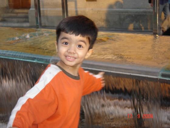 ابني مازن ذكريات أستراليا