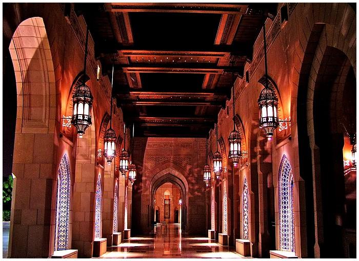 مسجد السلطان قابوس الاكبر