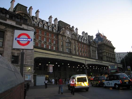 محطة فكتوريا - لندن