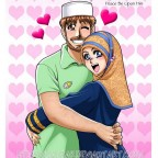 hikmah nayzak best to wife