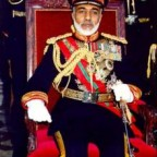 صورة السلطان قابوس
