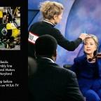 هيلاري كلينتون من المتوقع إلى رئاسه الأمريكيه