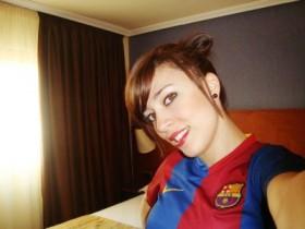 n f c barcelona concurso miss blaugranas 2009 78383