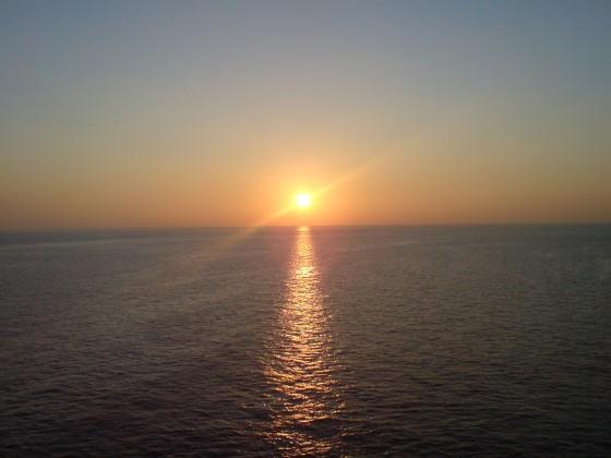 شروق الشمس 6