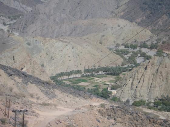 وادي محوت من اعلي الجبل 2