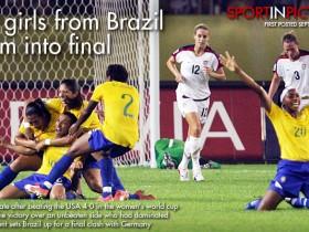 كرة قدم نساء برازيل في نهائي