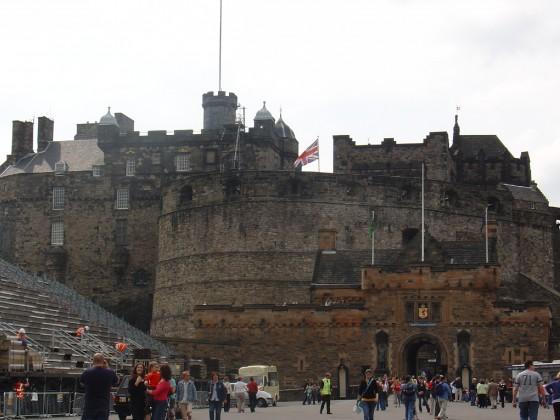 قلعة إدنبرة