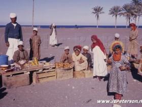 سوق السيب قديما 1967م