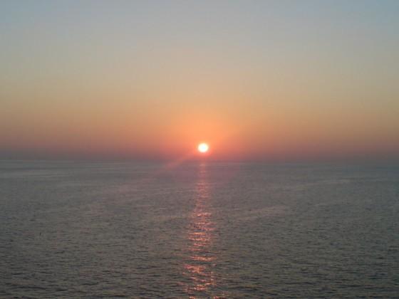شروق الشمس 3