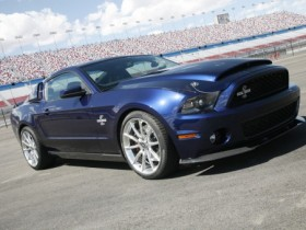 ford shelby mustang gt500 supersnake