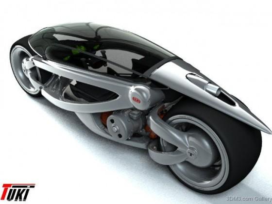 دراجة من المستقبل