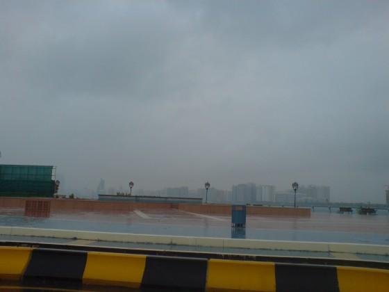 امطار دار الحي - بوظبي 2