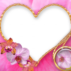 Flower Love Frames