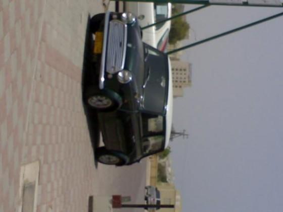 سيارة من الطراز القديم .. تصوير سابح بح