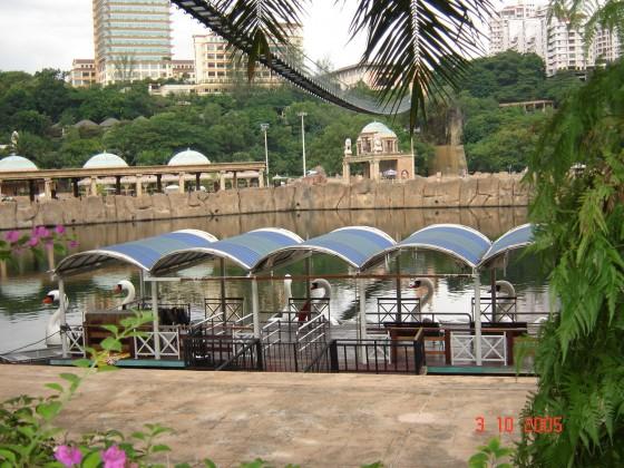 حديقة سان وي لاجون للملاهي في ماليزيا