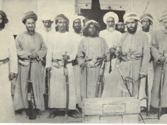 بعض شيوخ عمان