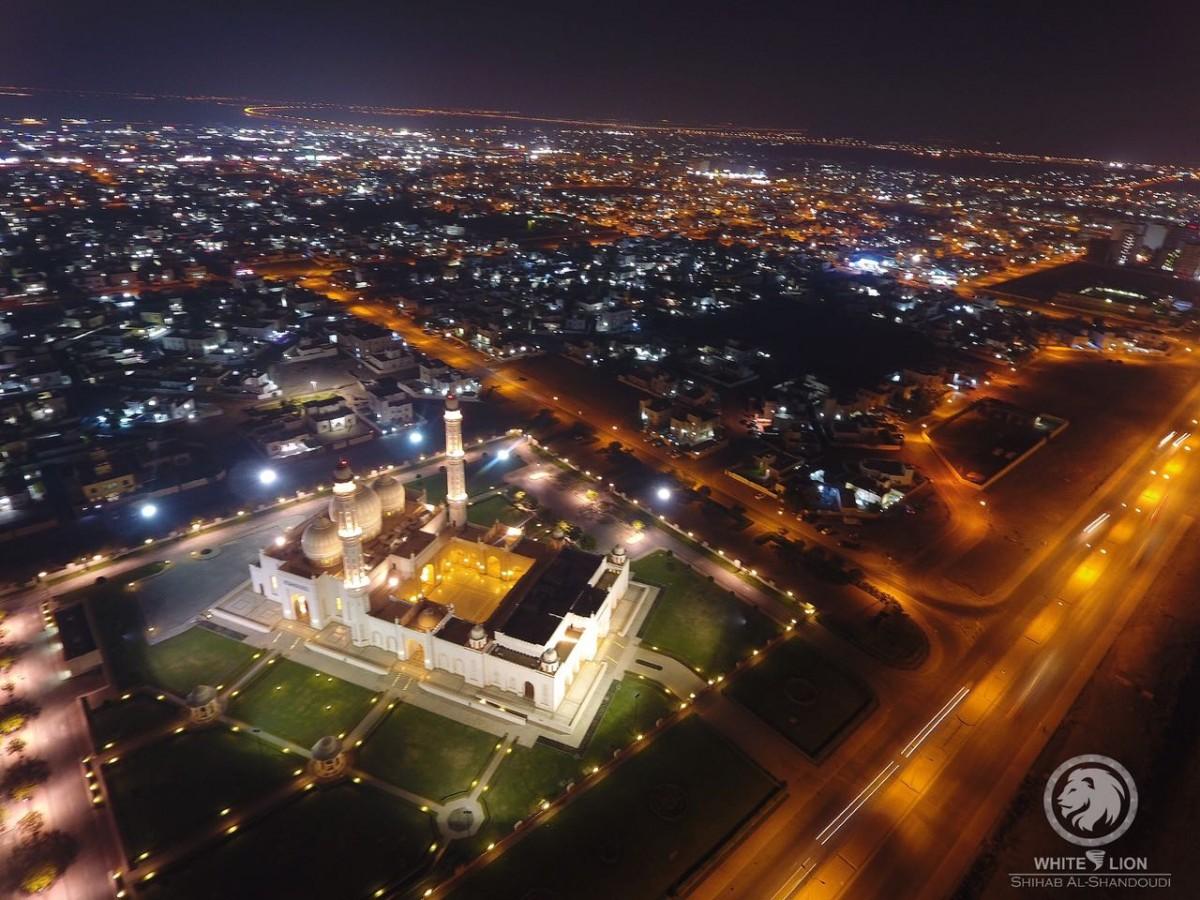 جامع السلطان تيمور- في معبيلة