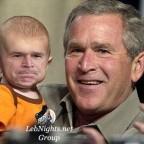بوش الأبن