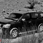 نيسان V8 صحراوي