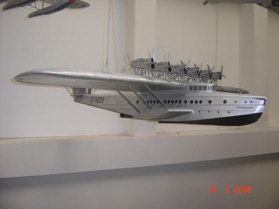 طائرة بمتحف التقنية ميونخ المانيا