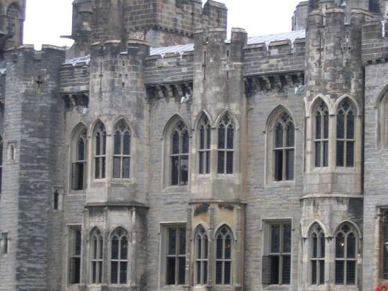 جزء من القلعة  2